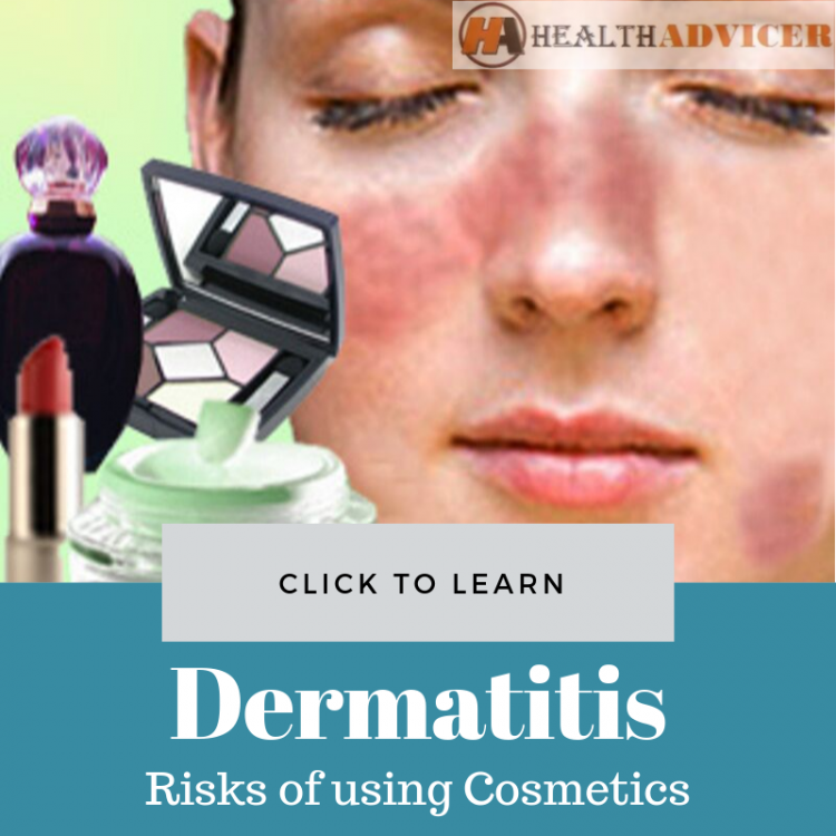 Risks of using Cosmetics