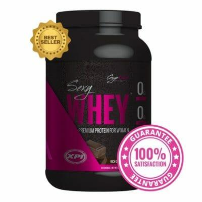 Gym Vixen Sexy Whey (Rich Chocolate)
