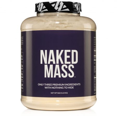 Chocolate Less Naked Mass