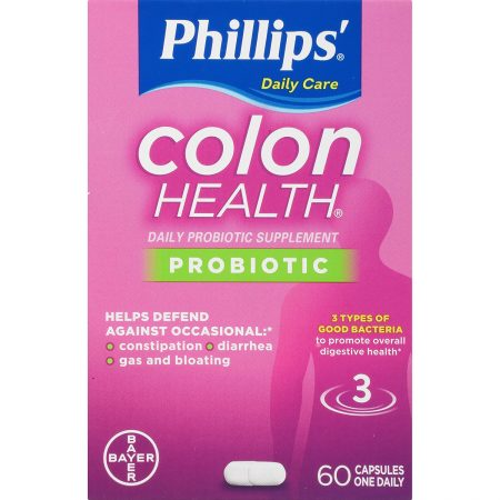 Phillips' Colon Health Daily Probiotic Supplement