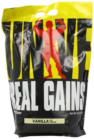 Real Gains Weight Gainer