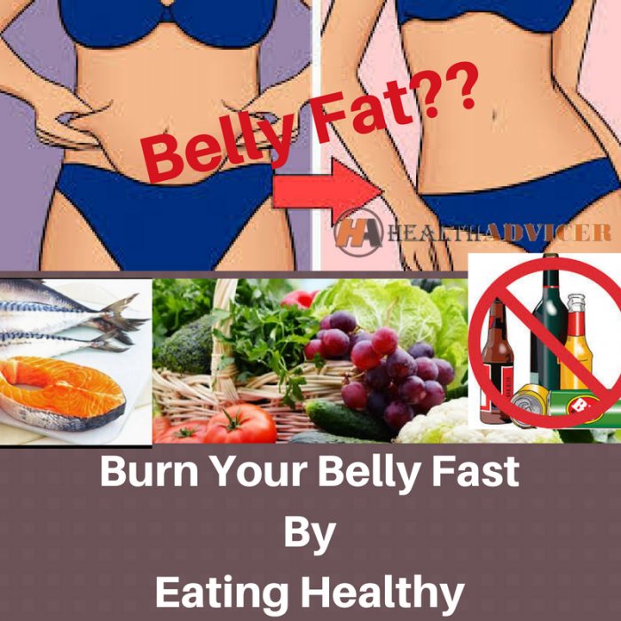 Food For Belly Fat