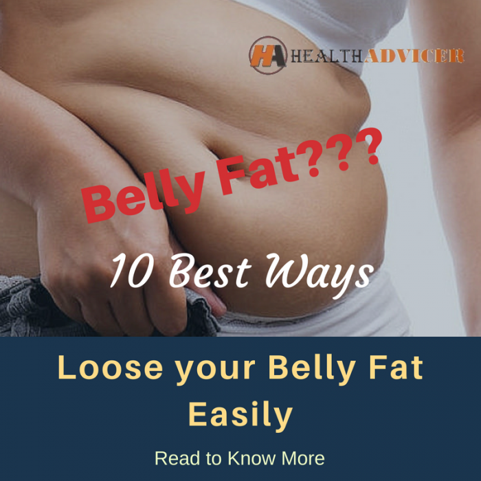 Ways To Help You Lose Belly Fat