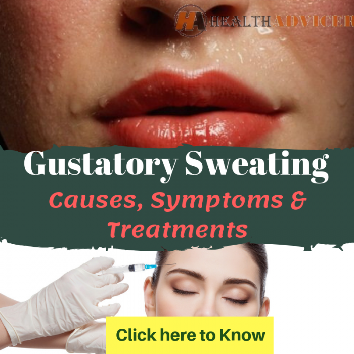 Gustatory Sweating