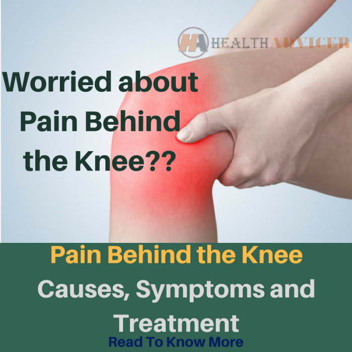 Pain Behind The Knee