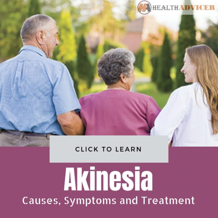 Akinesia Causes Treatment