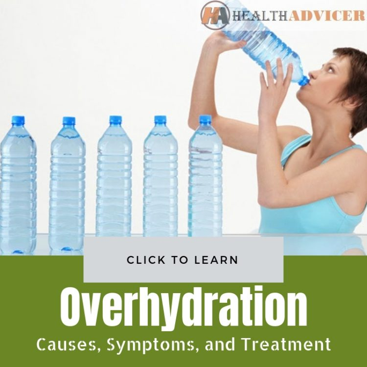 Overhydration Causes Treatment
