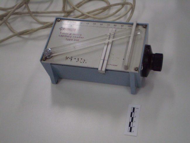 Separator Of Hematocrit