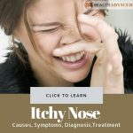 Itchy Nose Causes Treatment