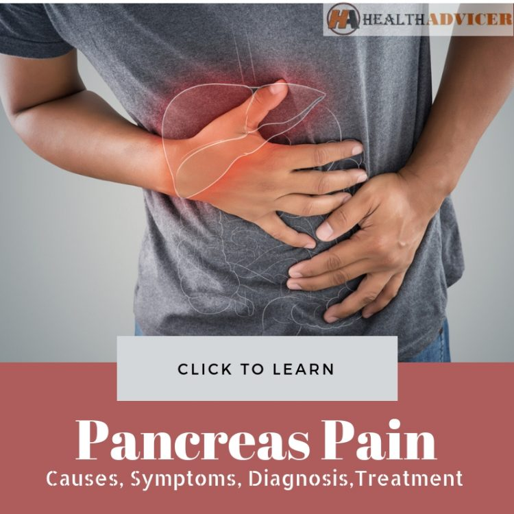 Pancreas Pain Picture