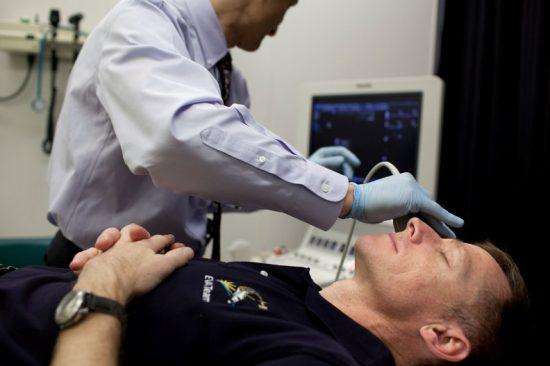 Eye Ultrasound