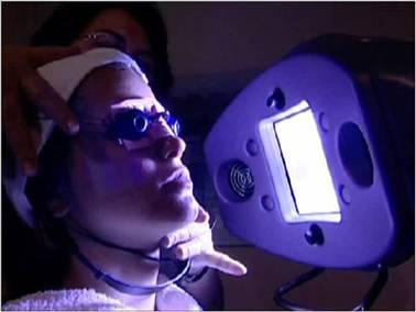 Terapia della luce / Fototerapia