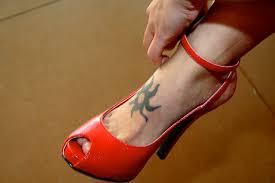 Ill-Fitting Footwear
