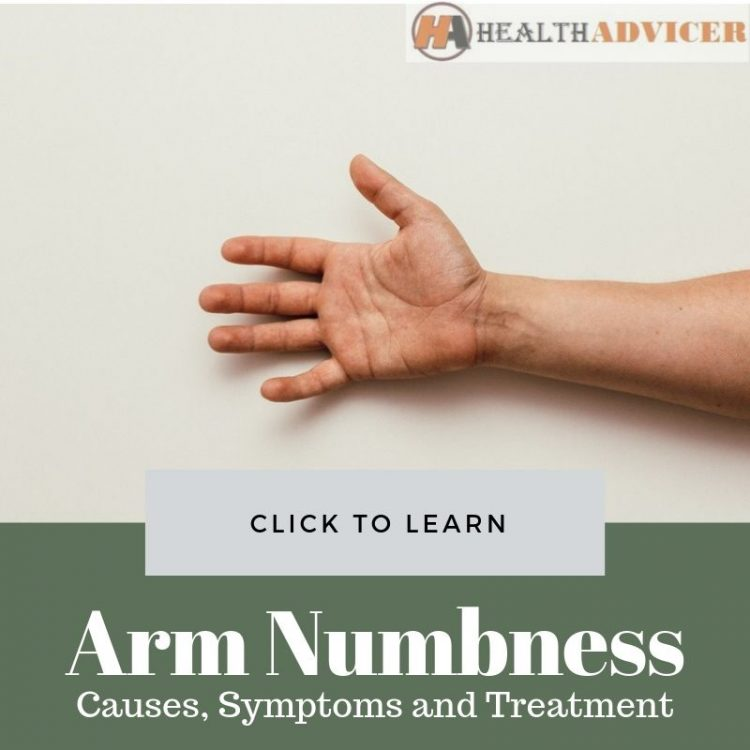 Arm Numbness Causes Treatment