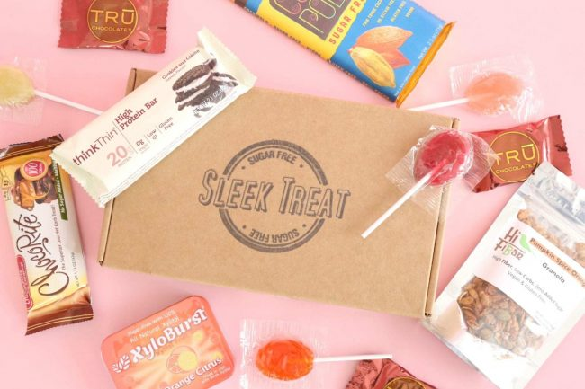 sleek treat Keto Box