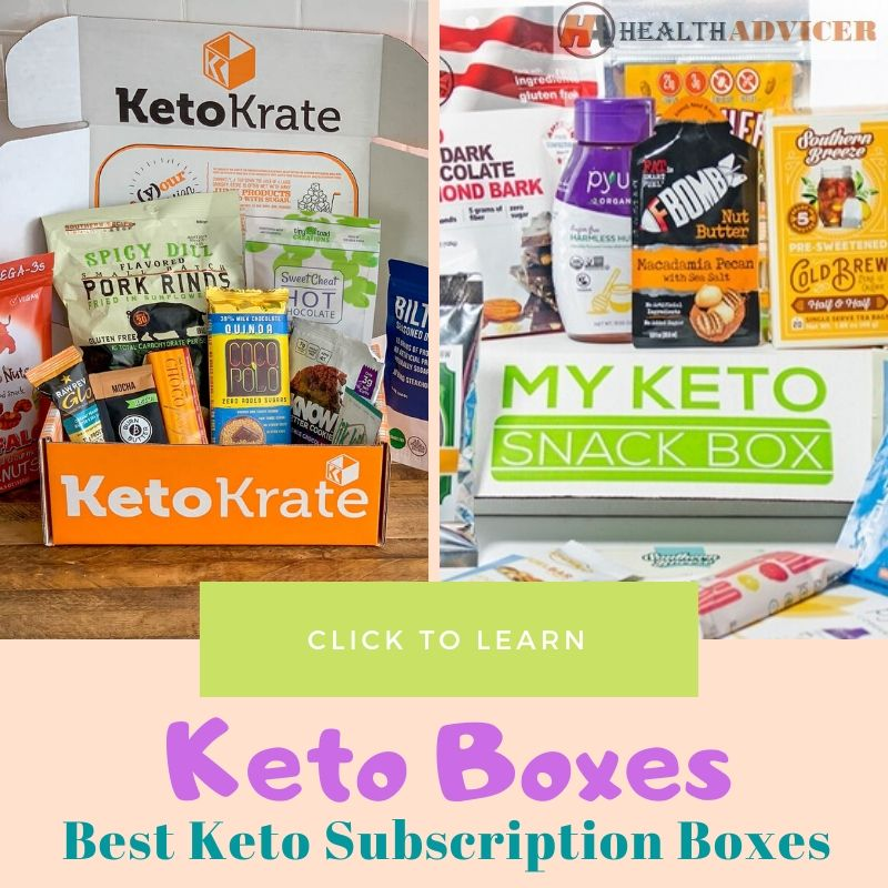 Best Keto Subscription Boxes