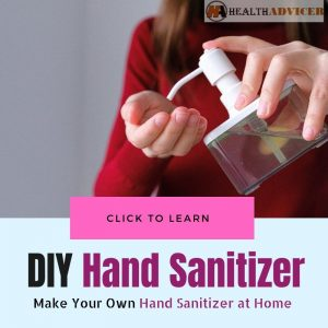 Make Your Own Hand Sanitizer at Home
