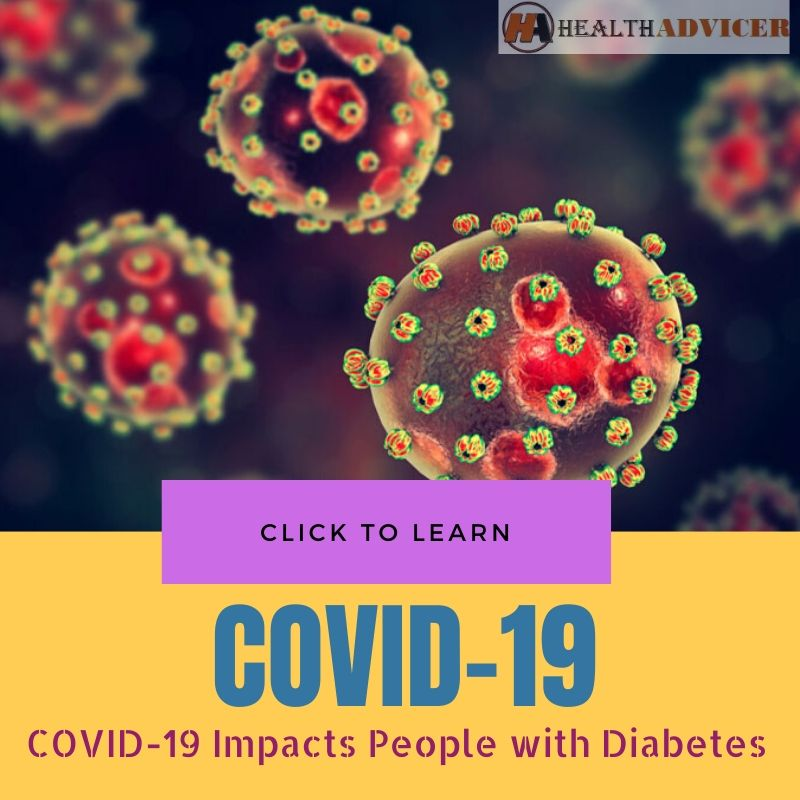 COVID-19 Impacts People with Diabetes